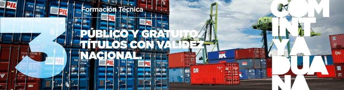 TS. Comercio Internacional y Aduanas