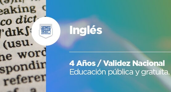 Profesorado de Inglés