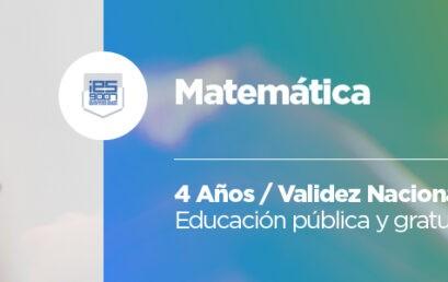 Profesorado de Matemática