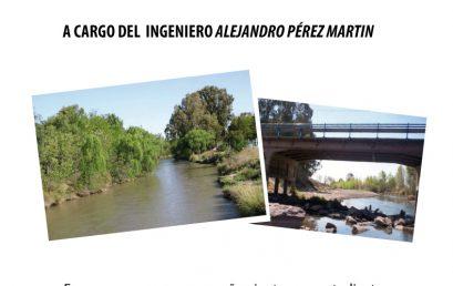 Ciclo de Charlas: «La Dinámica Hidrológica del Río Atuel»