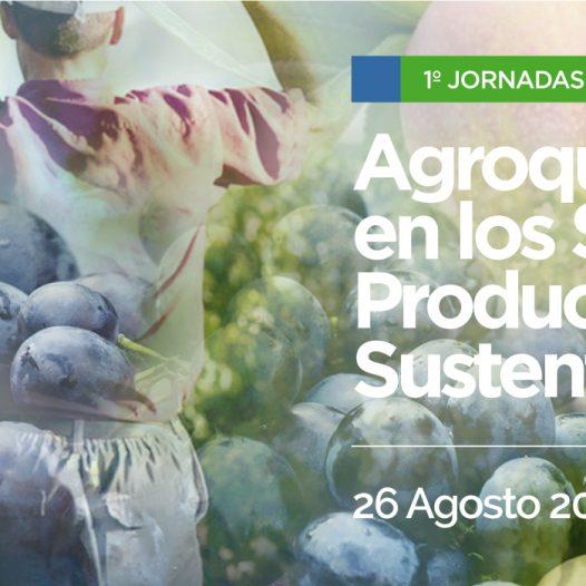 Agroquímicos en los Sistemas Productivos Sustentables, 1º Jornadas Técnicas del IES9-007