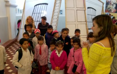 «Semana de las Artes del Bicentenario» en el I.E.S. Nº 9-007