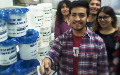 «Reciclado de Envases Plásticos.-«