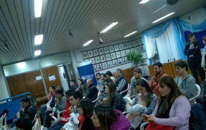 «Presentación de Proyectos de Investigación» Prof. responsable Graciela Mosiuk