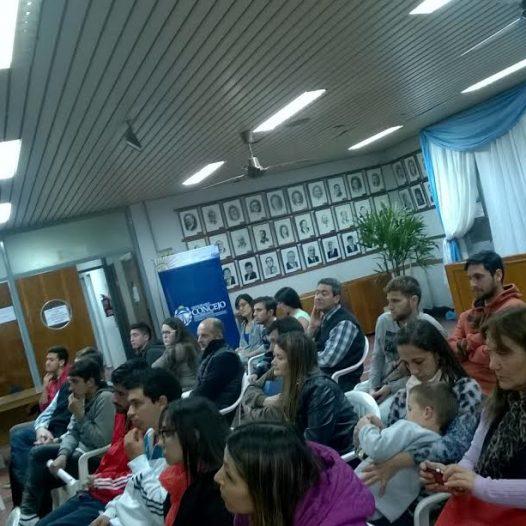 """""""Presentación de Proyectos de Investigación"""" Prof. responsable Graciela Mosiuk"""