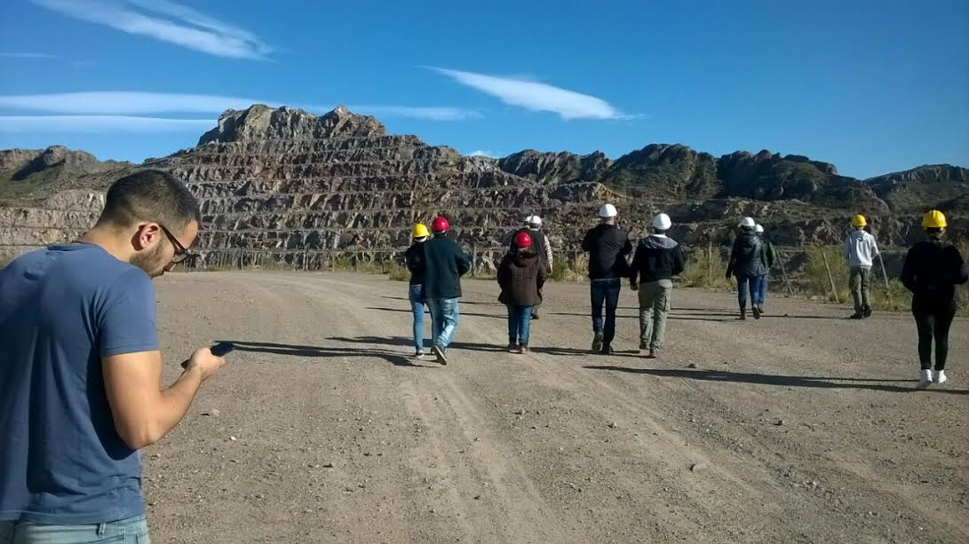 Viaje de Estudios a «Sierra Pintada» 02/05/2017