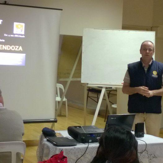 """2° Taller de """"Ajedrez como herramienta pedagógica y de integración social"""""""