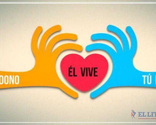"""Charla sobre: """"Concientización en Donación de Organos"""" 05/10/17"""