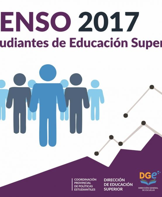Censo 2017 Estudiantes Nivel Superior