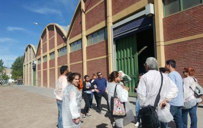 Estudiantes de Comercio Internacional y Aduanas visitan empresa Fenix  19/10/17
