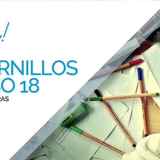 Cuadernillos Ingreso 2018