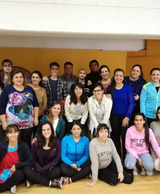 """""""Taller de RCP y Primeros Auxilios en el Marco Escolar"""" 17/05/18"""
