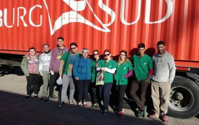 Nos visitan Estudiantes del Instituto Superior E.S.A.P.A. 11/05/18