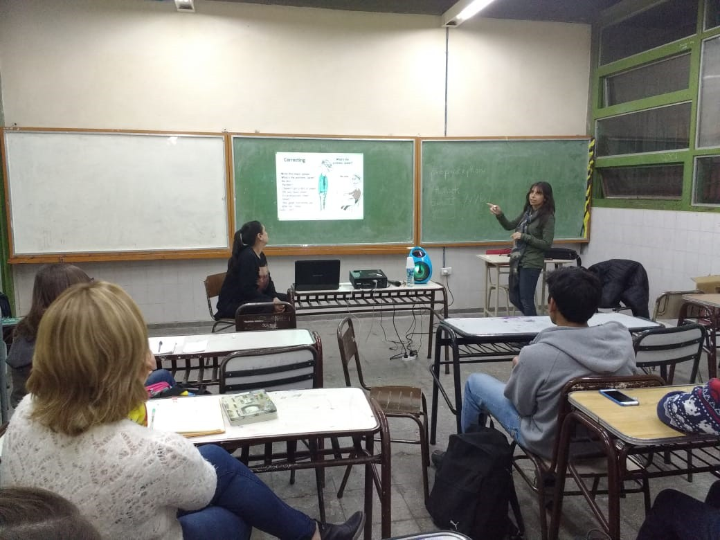 "Capacitación en INGLES: Talking about pronunciation… ""A Teacher o a Preacher""?? 21/06/18"