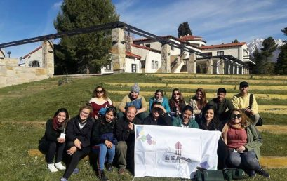 Intercambio Estudiantil de Nivel Superior en Mendoza del 20 al 23/06/18