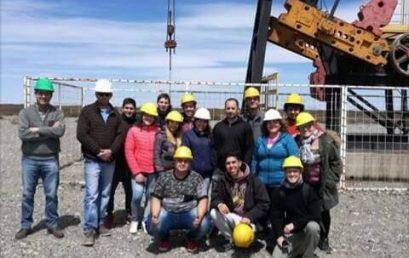 Viaje de Estudios al Sosneado 09/10/18