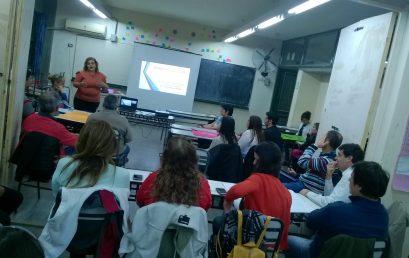 1º Ateneo Didáctico de Prácticas Profesionalizantes de Carreras Técnicas 12/11/18
