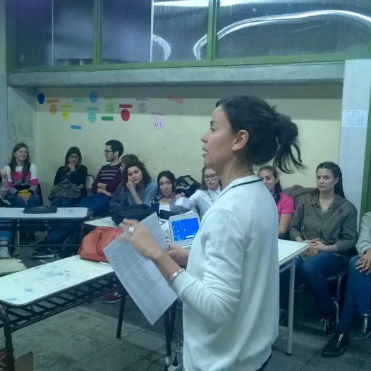 """1º """"Ateneo Didáctico de Prácticas Profesionales Docentes"""" 01/11/18"""