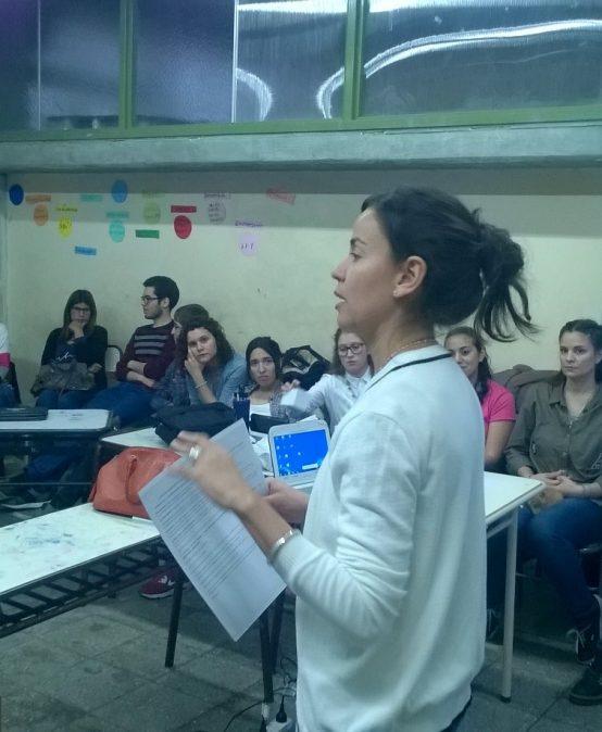 1º «Ateneo Didáctico de Prácticas Profesionales Docentes» 01/11/18