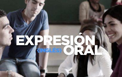 Taller de Expresión Oral Nivel B1 y B2