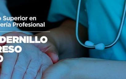 Cuadernillo Enfermería / Ingreso 2020