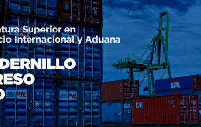 Cuadernillo Comercio Internacional y Aduana / Ingreso 2020